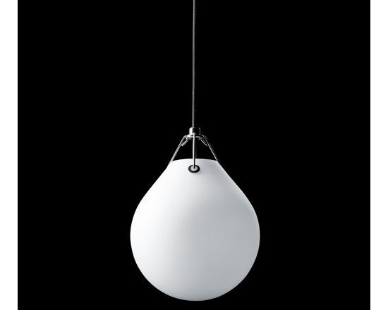 Louis Poulsen - Louis Poulsen | Moser Small Pendant Light - Design by Anu Moser, 2002