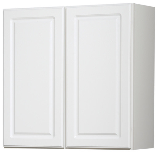 ... Concord Double Door Kitchen Wall Cabinet traditional-kitchen-cabinets