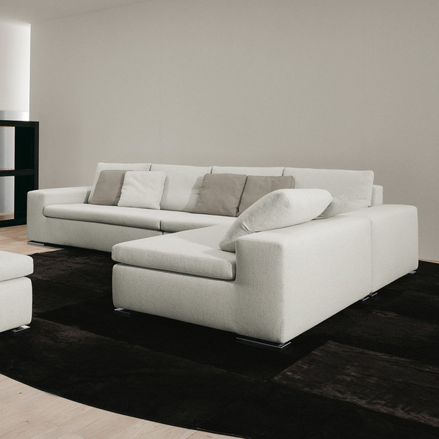 Minotti Moore Sectional Sofa Modern Sectional Sofas