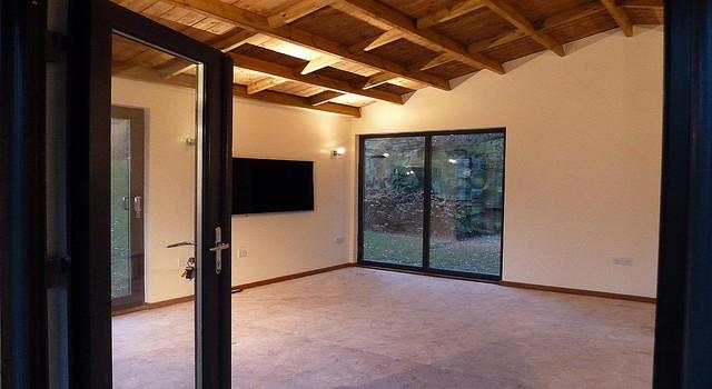 Timber Framed Cabin contemporary-prefab-studios