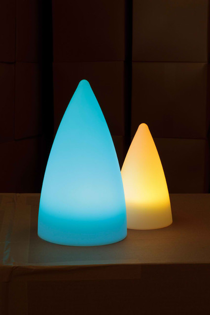 Outdoor Cordless Lamps contemporary-lighting