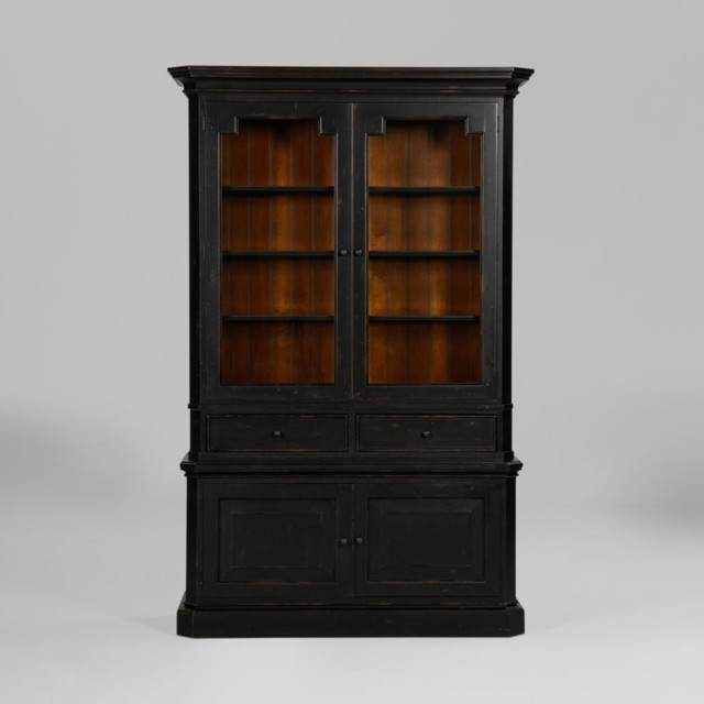 custom classics spencer china cabinet traditional-storage-cabinets