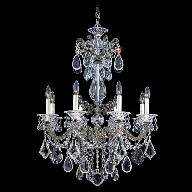 Crystal Schonbek La Scala Collection 25 Quot Wide Crystal
