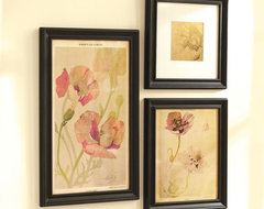 Framed Botanical Prints traditional artwork