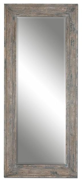 www.essentialsinside.com: missoula distressed leaner mirror contemporary-mirrors