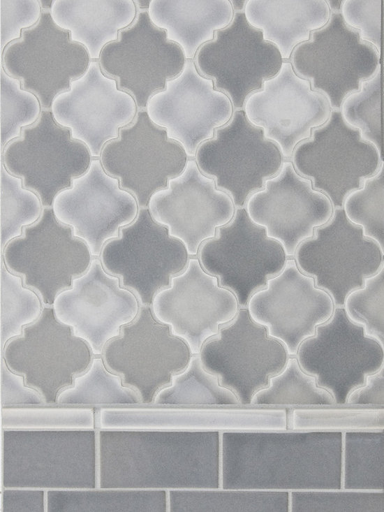 New Releases - New small arabesque in new craftsman and watercolor glazes