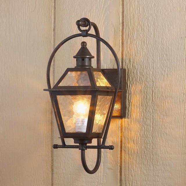 Charleston Outdoor Wall Lantern Large Outdoor Wall
