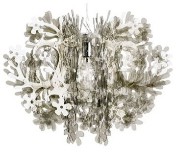 Fiorella by Slamp contemporary chandeliers