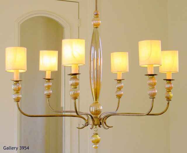 Fifi Laughlin Chandelier contemporary-chandeliers