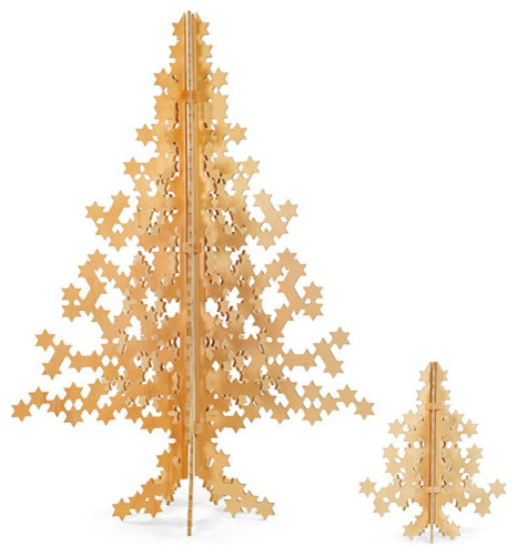 Contemporary Christmas Decorations by Modernica