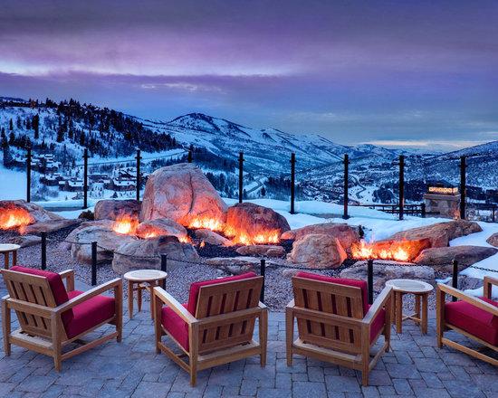 Kingsley Bate Amalfi Lounge Chairs -
