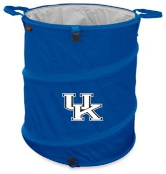 University of Kentucky Trash Can contemporary-trash-cans