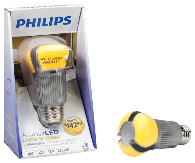 Philips AmbientLED (TM) Dimmable 60W Replacement A19 LED