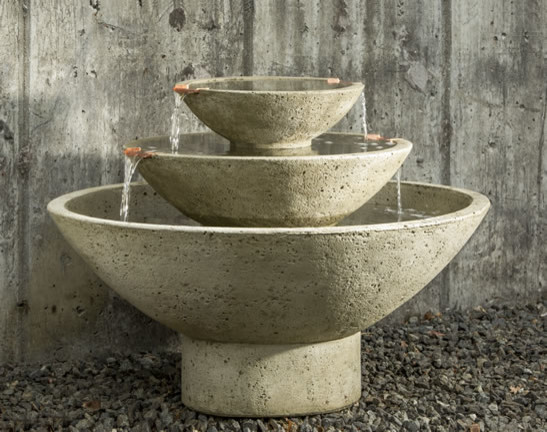 carrera outdoor water fountain outdoor fountains and ponds