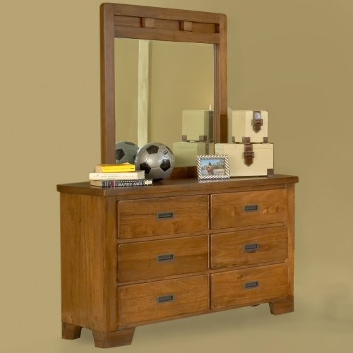 Heartland 6 Drawer Dresser traditional-dressers-chests-and-bedroom-armoires