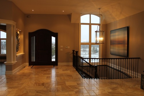 Open Concept Foyer : Need help with my open concept house foyer great room etc