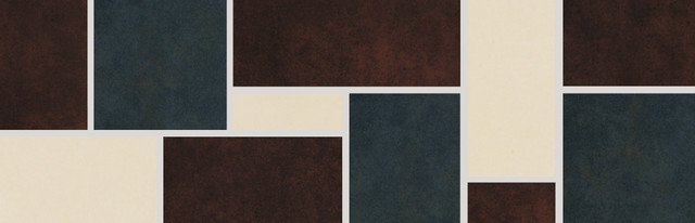 Parkland Collection Mixed Mosaic Design 1 contemporary-wall-and-floor-tile