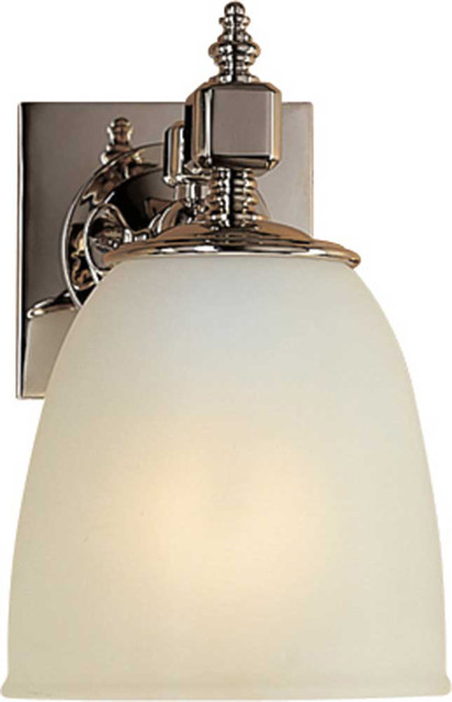 Essex Single Formal Sconce traditional-bathroom-vanity-lighting