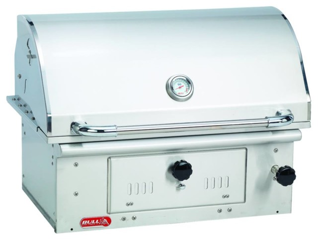 Bison Charcoal Grill Head industrial-outdoor-grills
