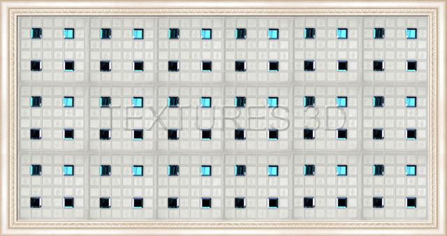 Textures 3D Panels modern-wallpaper