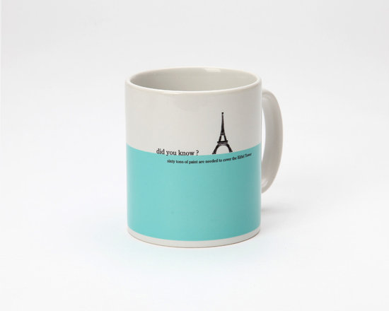 Did you know? The Eiffel Tower From sonodesign -