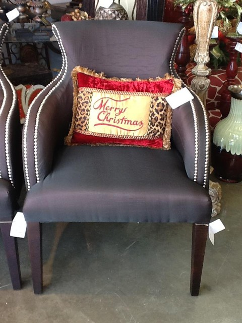 Welcome to Curtain Call Interiors traditional-chairs