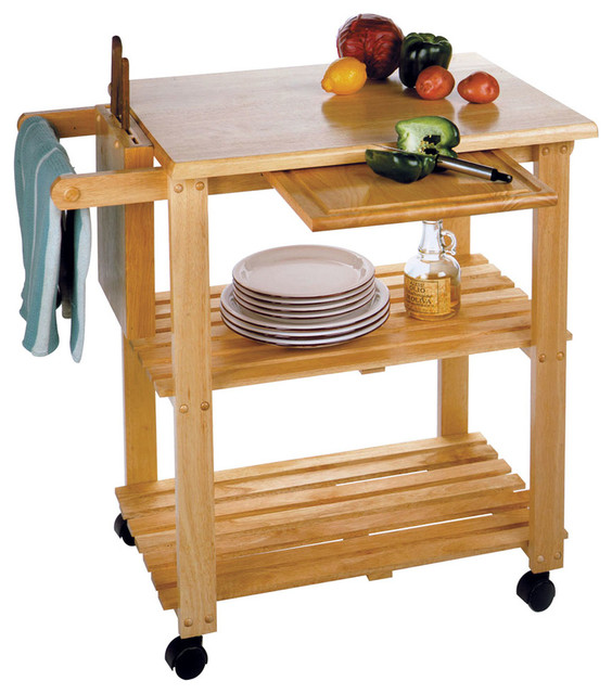 kitchen cart with cutting board modern kitchen islands