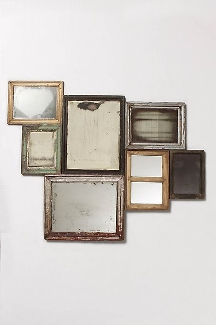 Collected Memories Mirror eclectic-wall-mirrors