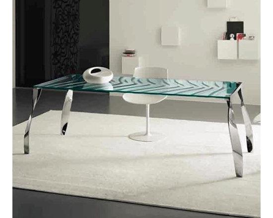 Tonelli - Tonelli   Luz De Luna Dining Table - Design by Giovanni T.Garattoni, 2011.
