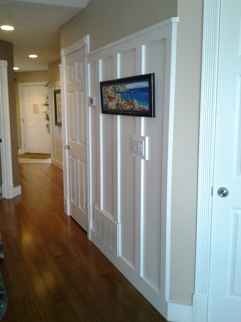 Custom Built-Ins and Woodwork traditional