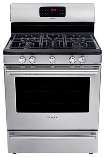 Stainless steel gas range contemporary gas ranges and electric ranges