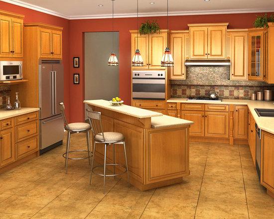 Savannah Kitchen Cabinets | Kitchen Cabinet Kings -