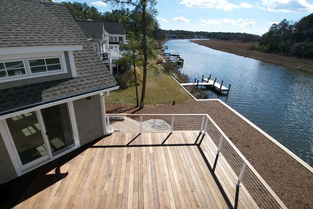 New Construction-Rehoboth Beach modern-deck