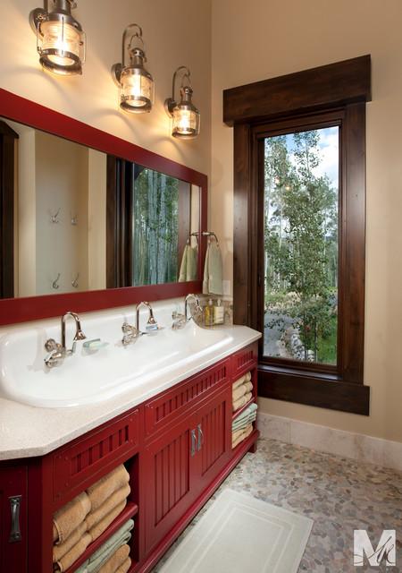 03 - Park City, Utah Residence traditional-vanity-tops-and-side-splashes