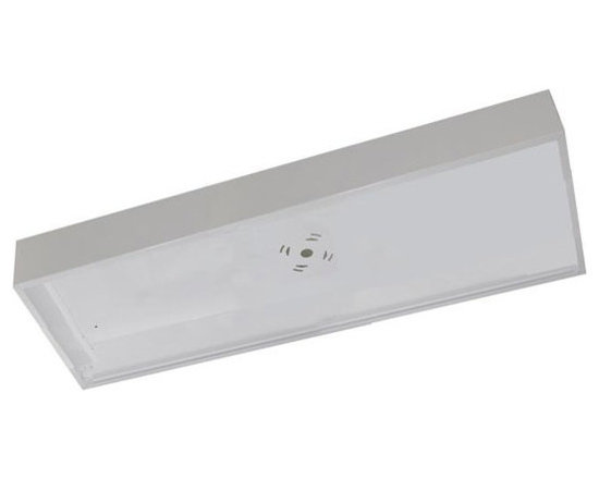 MaxLite - MLSMKFP14D Surface mount kit for 1'x4' Direct Lit LED Flat Panel - Use the Surface mount kit for 1'x4' Direct Lit LED Flat Panel to sleekly mount your overhead lights when recess mounting is not an option. This casing encloses and protects your lights, while sleekly integrating them into your ceiling.