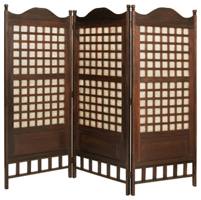 capice diamond screen transitional screens and room dividers by