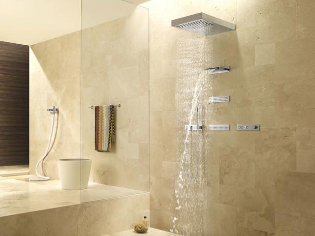 dornbracht shower system modern showerheads and body