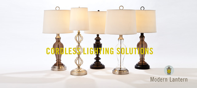 new assortment of our rechargeable cordless table lamps. Black Bedroom Furniture Sets. Home Design Ideas
