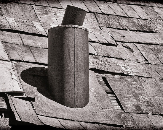 "Vintage Photography - This is my ""Hot Tin Roof"" photo in the vintage style photo look. It has film grain, color tint and vignette for that old time feel."