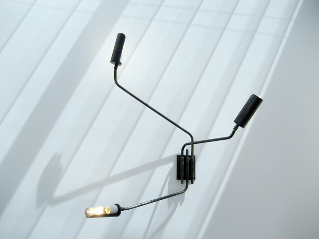 Contemporary Wall Sconce With Switch : Switch Collection- Wall Sconce - Modern - Wall Lighting - new york - by Lumifer