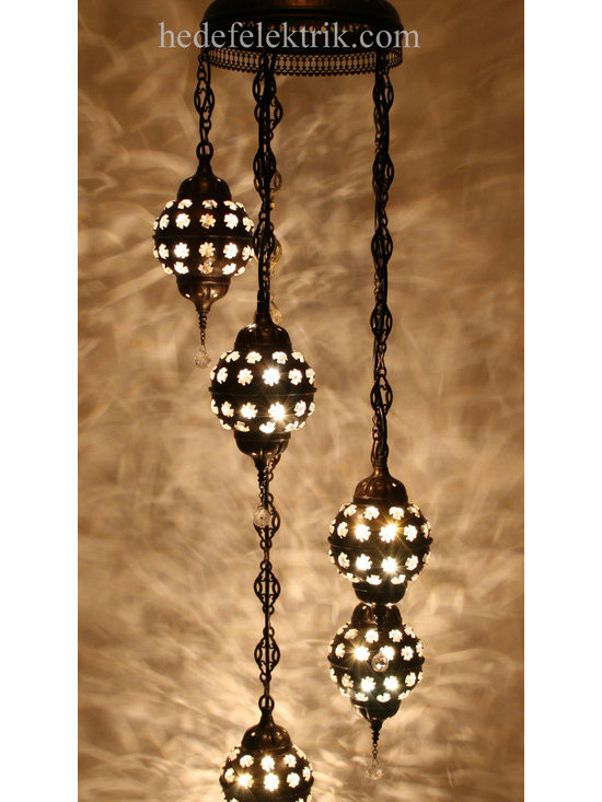 Turkish Style - Ottoman Lighting - *Code: HE-94527_46