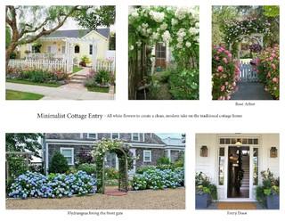 Minimalist beach cottage beach style exterior san for Minimalist cottage style