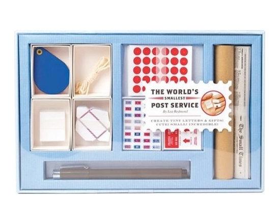 World's Smallest Post Service -