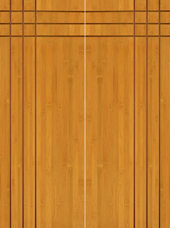 Bm 3 Moderno Interior Flush Panel Grooved Panel Modern