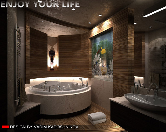 Contemporary interior design contemporary bathroom for Bathroom design vancouver