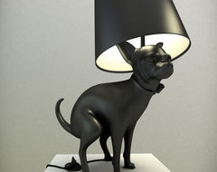 Good Puppy Lamp eclectic table lamps