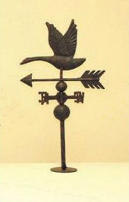 Creative Creations Weathervane Goose Weather Instrument - modern ...