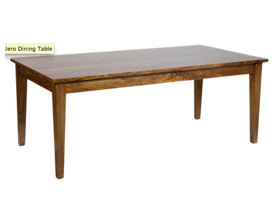 Bolero dining table -