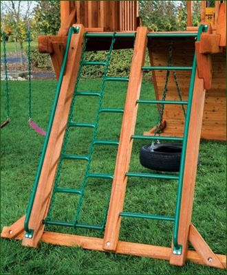 Step Chain and Combo Ladder traditional-kids-toys