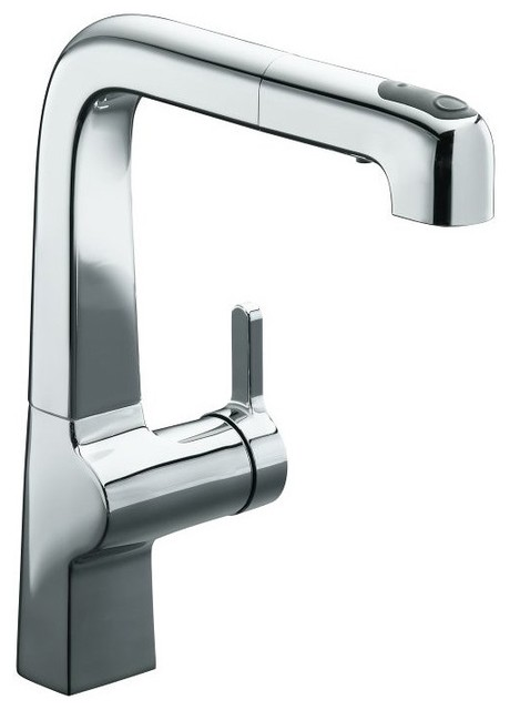 Kohler contemporary faucets home design and decor reviews Designer kitchen faucets